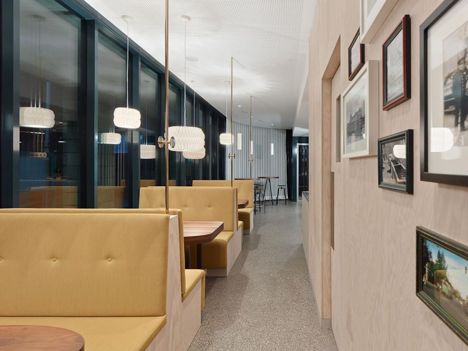 Nellingen Café Pause Malerarbeiten