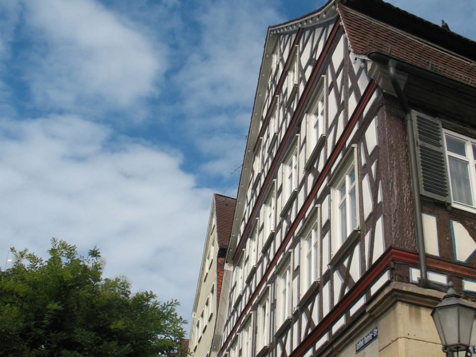 Restauration Fassade Carl Max Meyer