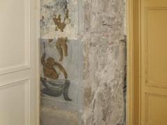 Historische Wandbemalung und Fresken
