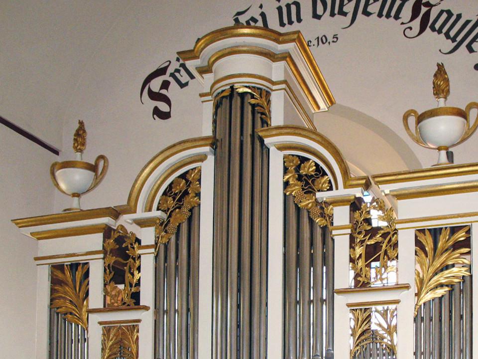 Sankt Margarethenkirche Iptingen