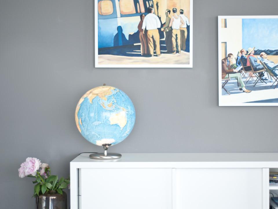 Maler- und Tapezierarbeiten Privatwohnung