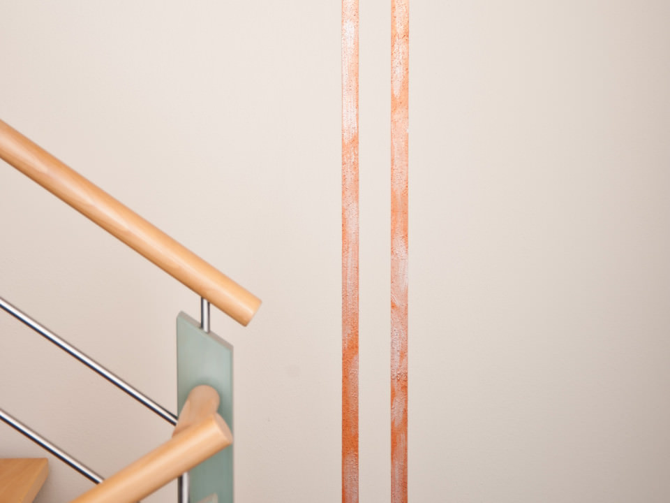 Malerarbeiten Treppenhaus
